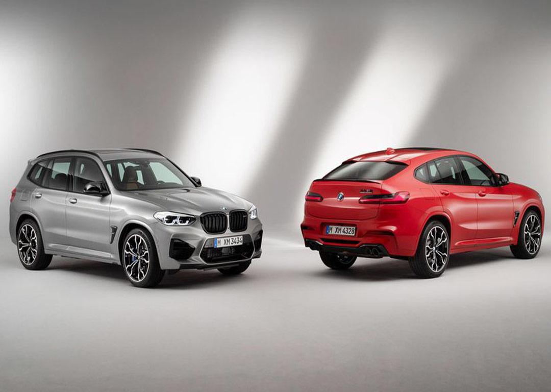 ماشین های X3 M و X4 M شرکت BMW با قدرت ۵۰۳ اسب بخار از راه می رسند