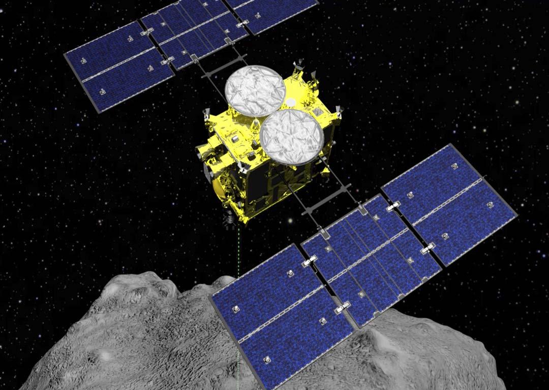 کاوشگر ژاپنی هایابوسا ۲ با موفقیت در ماموریت قبلی خود، به سیارکی دیگر می رود